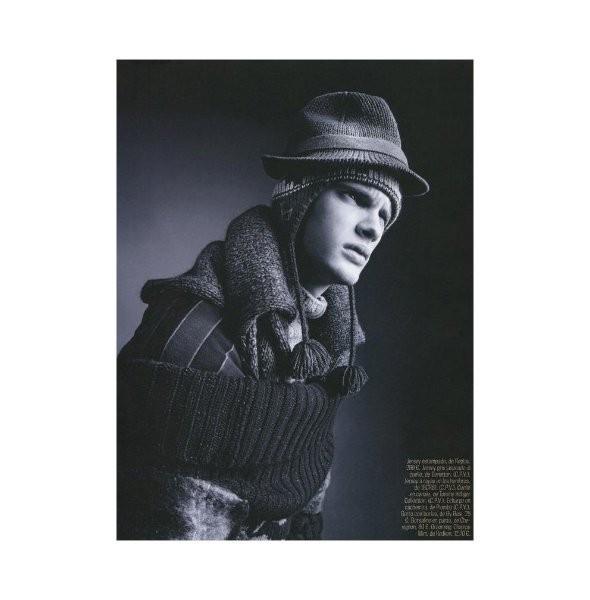 Изображение 30. Новые мужские съемки: Vogue Hommes, GQ и другие.. Изображение № 19.