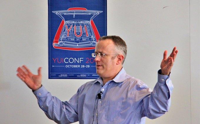 Бывший генеральный директор Mozilla Брендан Айк. Изображение № 1.