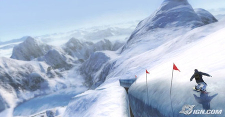 Shaun White Snowboarding. Изображение № 1.