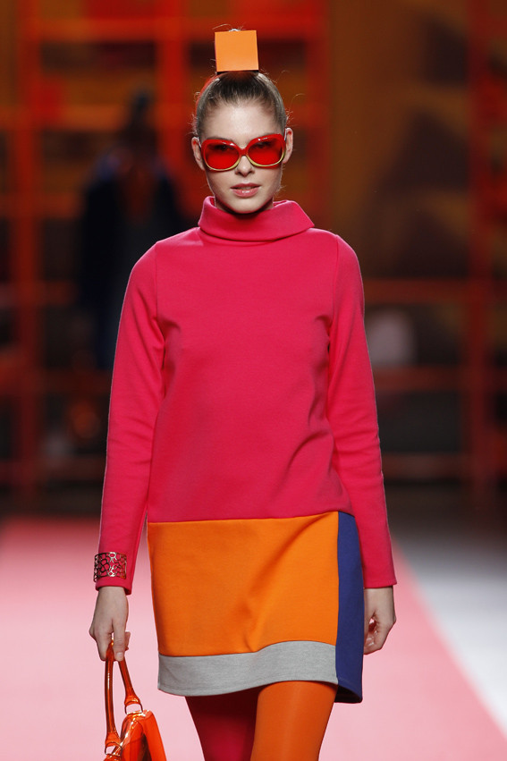 Madrid Fashion Week A/W 2012: Agatha Ruiz de la Prada. Изображение № 7.