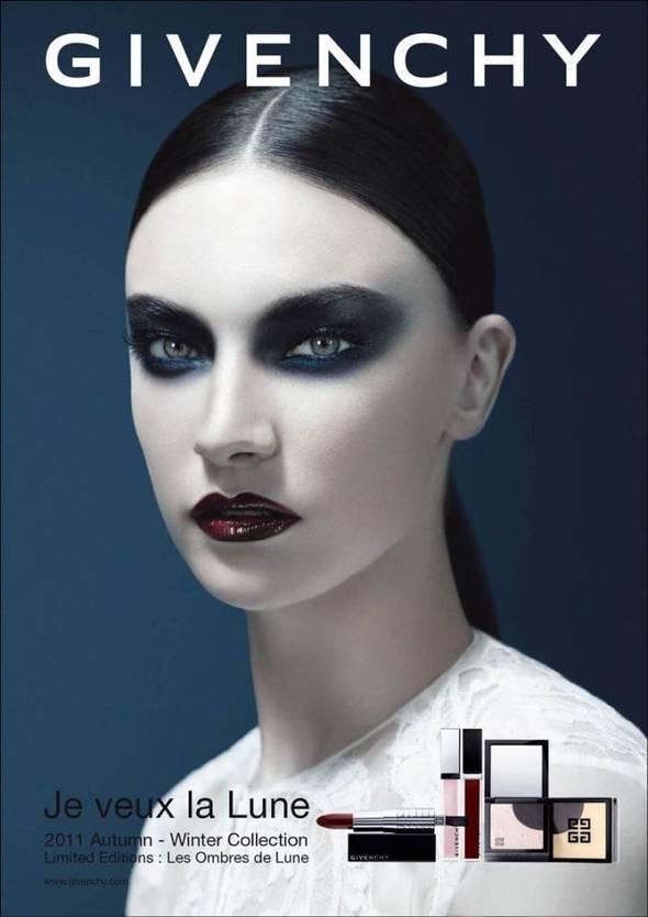 Изображение 1. Бьюти-кампании: Burberry, Chloe, Givenchy и другие.. Изображение № 7.