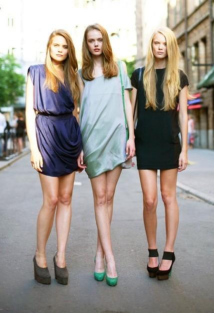 Models street style. Изображение № 43.