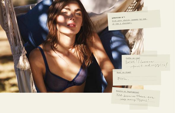 Рекламные кампании: Oysho, Zara и другие. Изображение № 57.