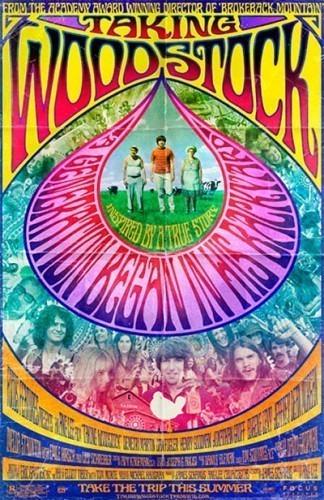 Штурмуя Вудсток ( Taking Woodstock ). Изображение № 1.