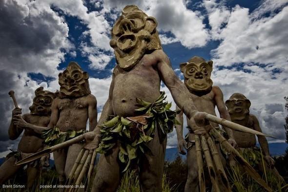 Папуа Новая Гвинея отБрента Стиртона. Изображение № 21.