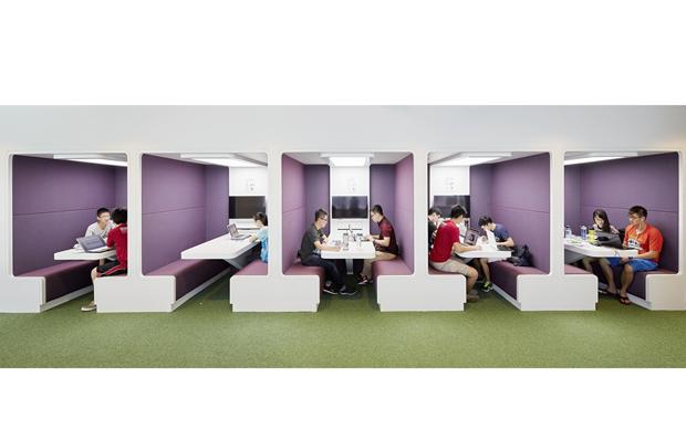 Архитектура дня: новый кампус университета в Сингапуре. Изображение № 13.