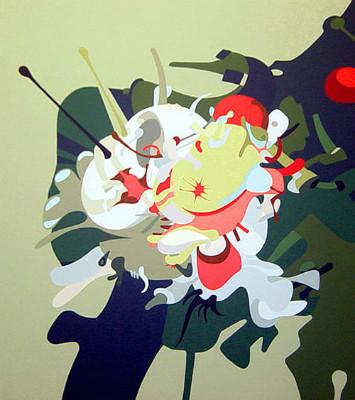 Точка, точка, запятая: 10 современных абстракционистов. Изображение № 85.