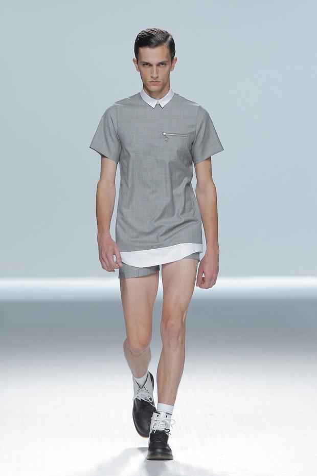 Madrid Fashion Week SS 2013: DAVIDELFIN. Изображение № 7.