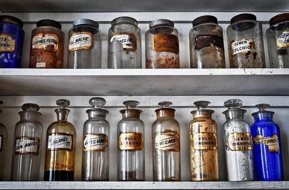 Аптека - музей в Новом Орлеане. Изображение № 23.