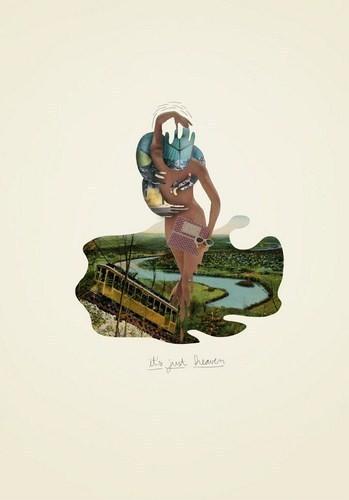 Изображение 29. Выставка: International Weird Collage Show.. Изображение № 29.