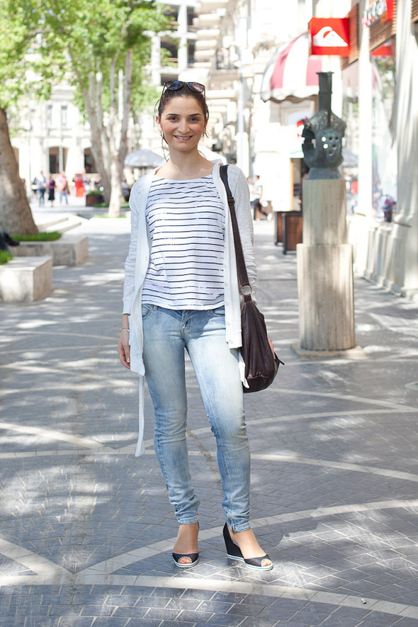 Baku Street Fashion | Spring 2012. Изображение № 13.