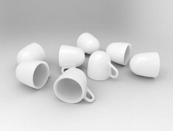 Изображение 20. Предмет: Серия из 30 кофейных чашек.. Изображение № 20.