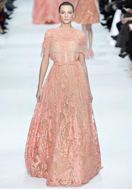 Elie Saab Spring 2012 Couture. Изображение № 8.