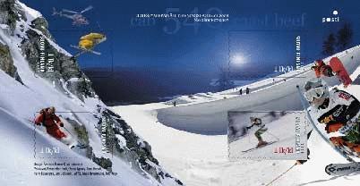 10 Самых необычных почтовых марок 2008. Изображение № 6.