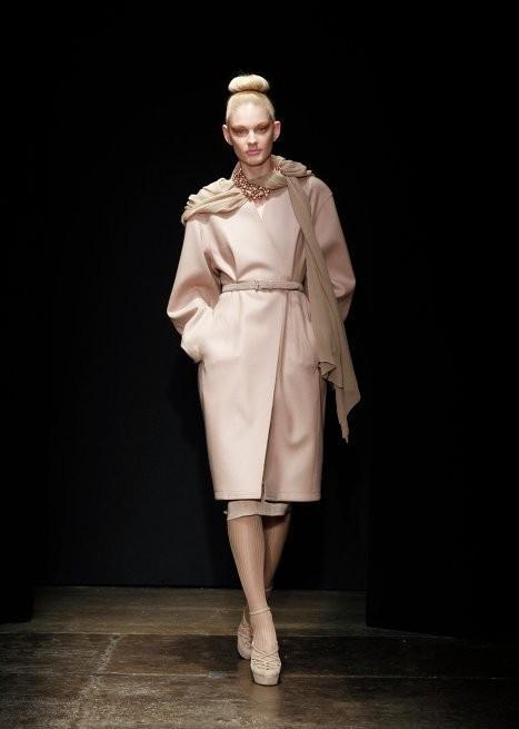 Изображение 5. Неделя Моды в Нью-Йорке. New York Fashion Week.. Изображение № 1.