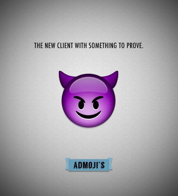 Сайт дня: эмодзи в рекламной индустрии. Изображение № 25.