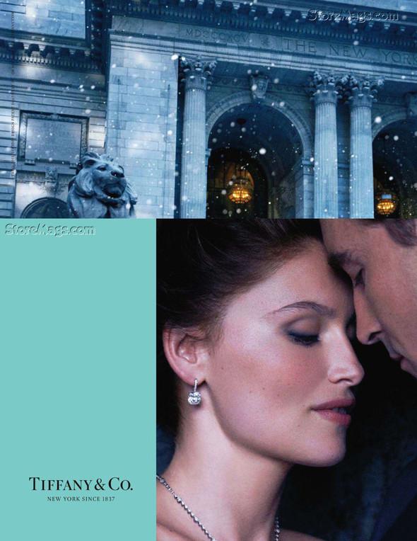 Кампании украшений: Dolce & Gabbana, Tiffany & Co и H. Stern. Изображение № 15.