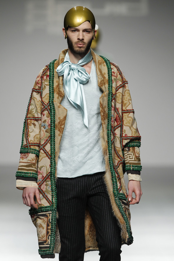 Madrid Fashion Week A/W 2012: David del Rio. Изображение № 11.