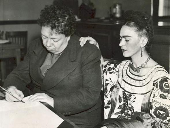 Фрида Кало (Frida Kahlo). Изображение № 4.