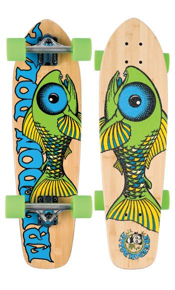 К доске: 10 художников-скейтбордистов. Изображение №82.