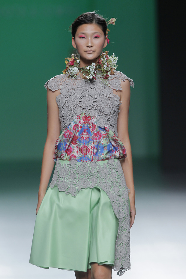 Madrid Fashion Week SS 2013: DEVOTA & LOMBA . Изображение № 23.