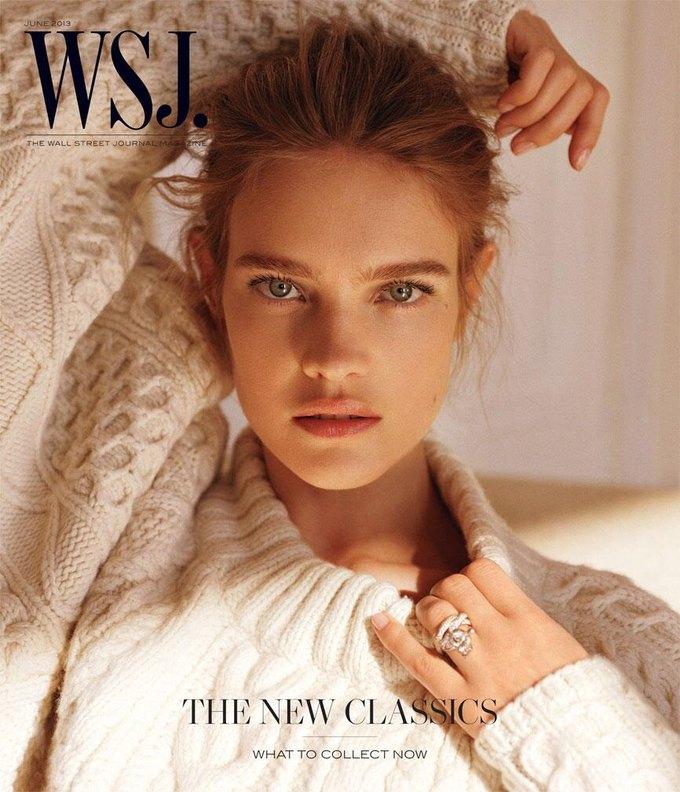 Interview, Vogue и WSJ показали новые обложки. Изображение № 7.