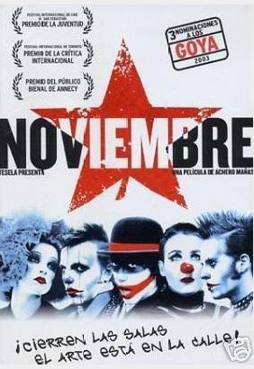Ноябрь (реж. Achero Manas), 2003, Испания. Изображение № 41.