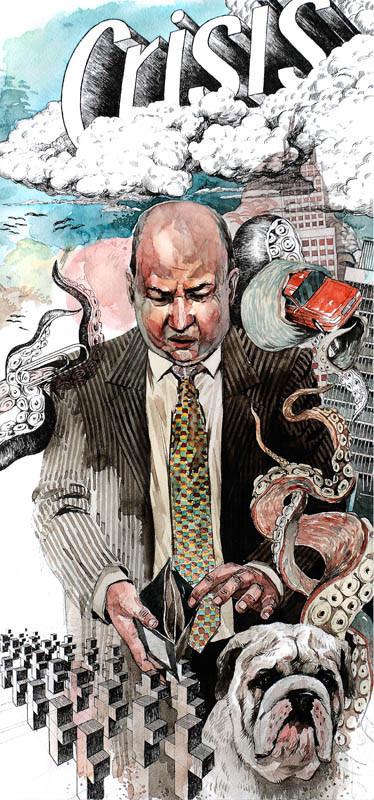 Watercolor in me: Dmitry Ligai. Изображение № 18.