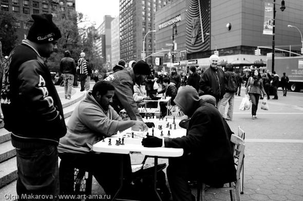 Опять Нью-Йорк. Изображение № 17.