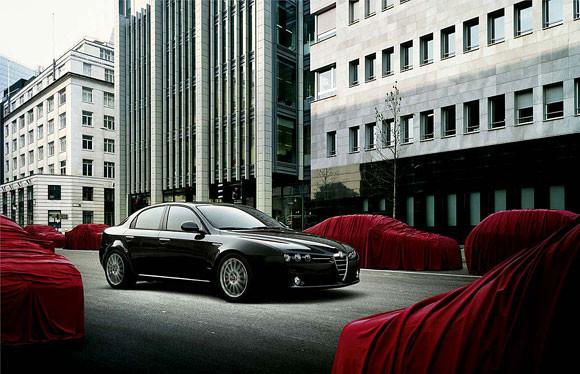 Красивые рекламные фотографии автомобилей. Изображение № 1.