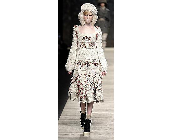 Японский вклад в haute couture. Изображение № 11.