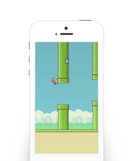 Flappy Bird: Как игра из одной кнопки свела с ума 50 миллионов человек. Изображение № 6.