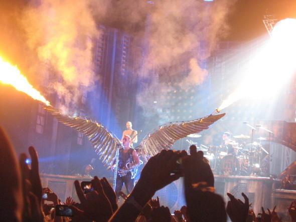 Фотоотчет с концерта Rammstein. Изображение № 3.