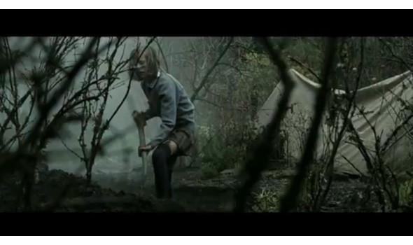 Кадр из фильма «Заблудившаяся исследовательница» . Изображение № 28.