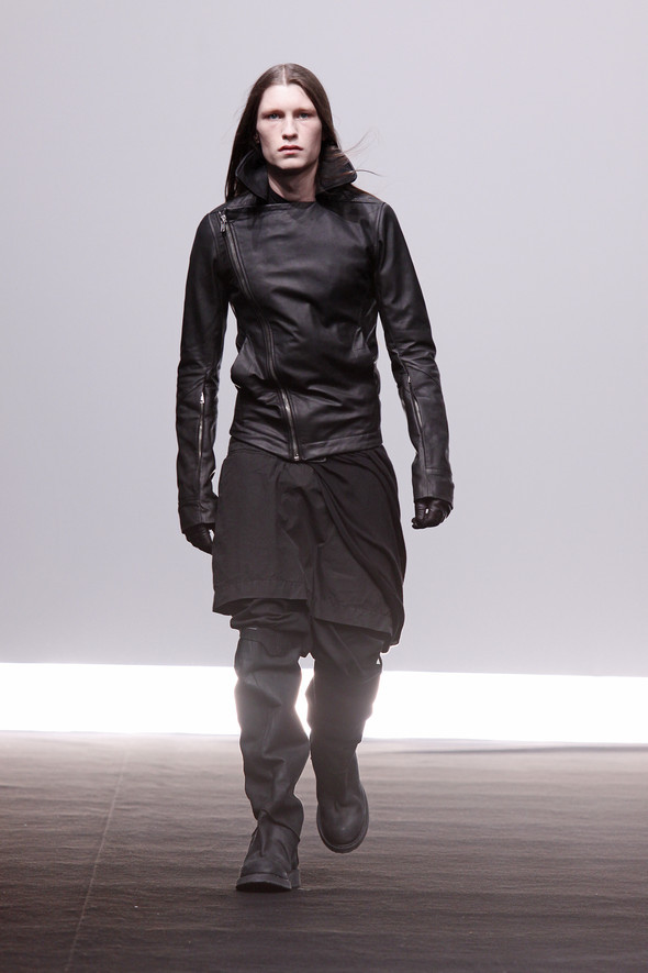Rick Owens Fall Winter 2009 2010. Изображение № 35.