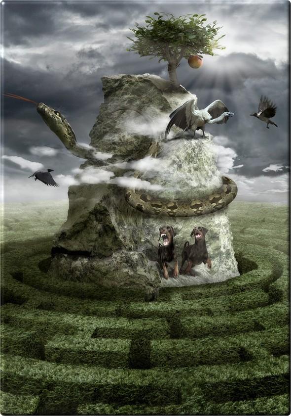 Креативная реклама от Ули Штайгера. Изображение № 3.