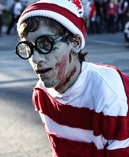Zombie Walk. Изображение № 14.