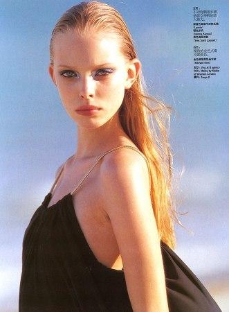 Tanya Dziahileva чистое сияние красоты. Изображение № 41.