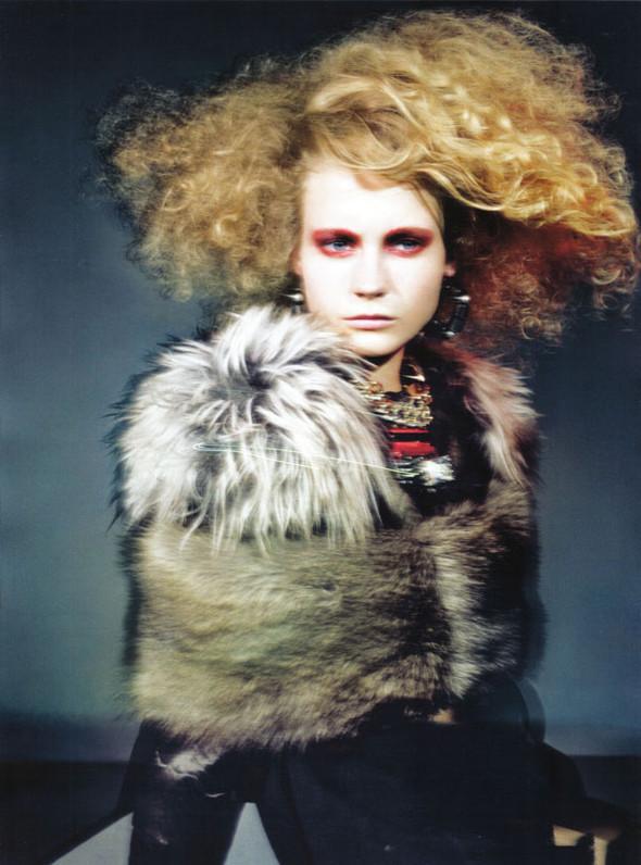 Vogue Beauty Italia – November 2009 – Beauty Supplement. Изображение № 2.