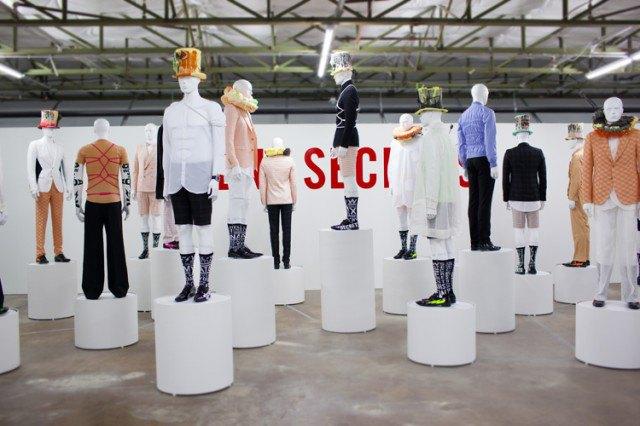Открываются новые выставки о моде. Изображение № 1.
