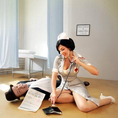 Медсестра. Пугает или заводит?. Изображение № 11.