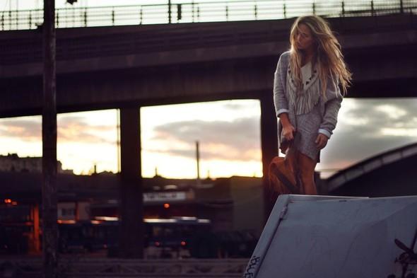 Fanny Lycman. Fashion-блоггер из Стокгольма. Изображение № 1.