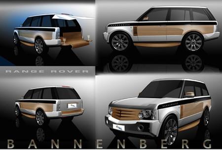 Яхт-дизайн внедорожника Range Rover Superyacht. Изображение № 5.