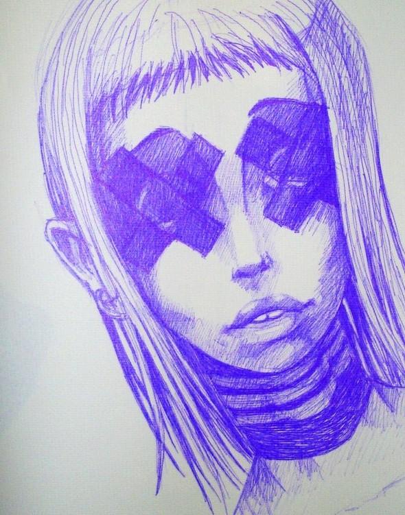 Импровизация рисования. Изображение № 14.