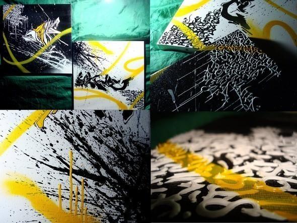 Украинская граффити сцена. Экстраординарная философия. Изображение № 10.