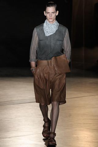 Неделя мужской моды в Париже: День 4. Изображение № 12.