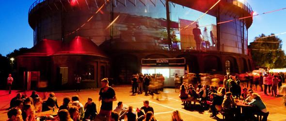 Фестиваль Pitch в Амстердаме: Танцы на бывшей фабрике, велотуры и Северное море. Изображение № 1.