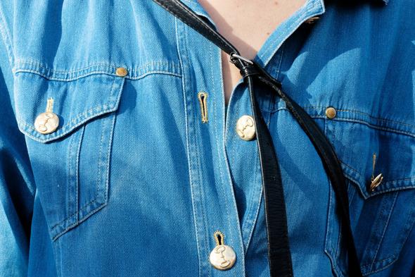 Золотые шорты, джинсовые рубашки и шляпы: Люди на фестивале MELT!. Изображение № 7.