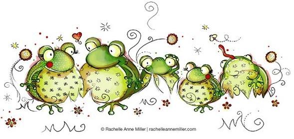 Иллюстратор Rachelle Anne Miller. Изображение № 1.