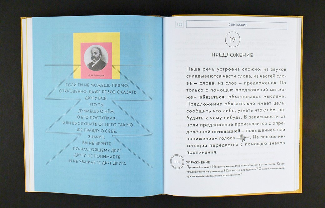 Учебник русского языка для 5 класса. Изображение № 4.